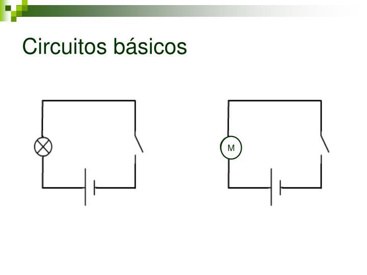 Circuitos b sicos