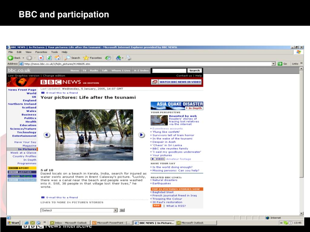 BBC and participation