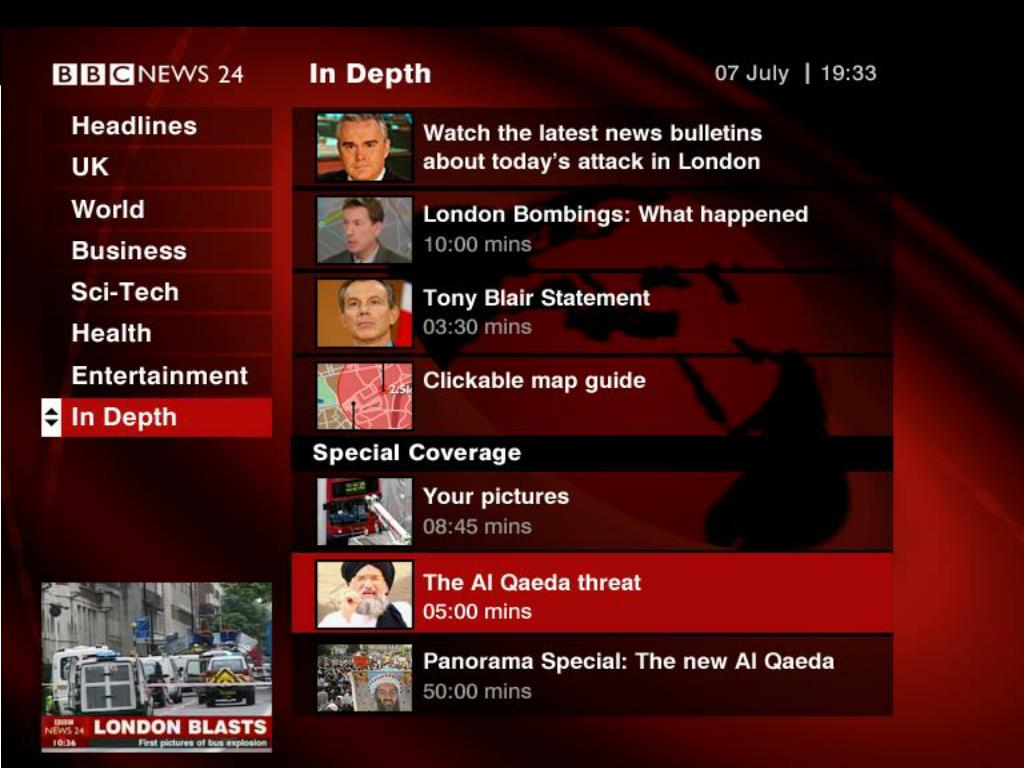 Video on demand: Web and IPTV