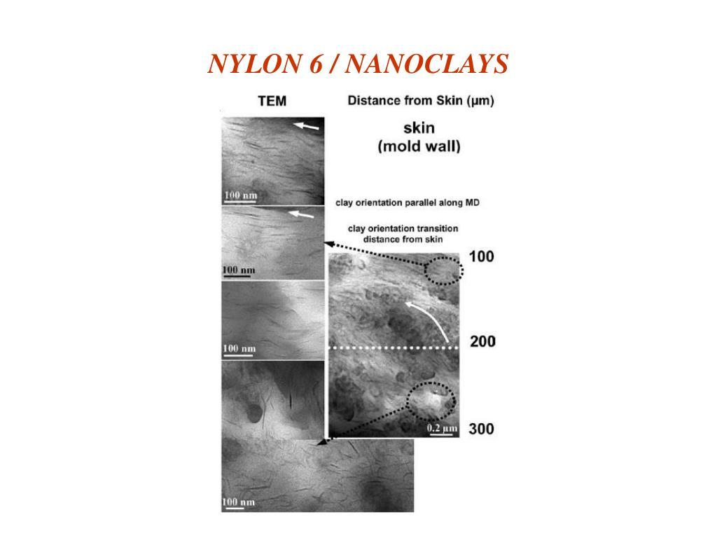 NYLON 6 / NANOCLAYS