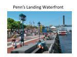 penn s landing waterfront