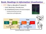 book readings in information visualization