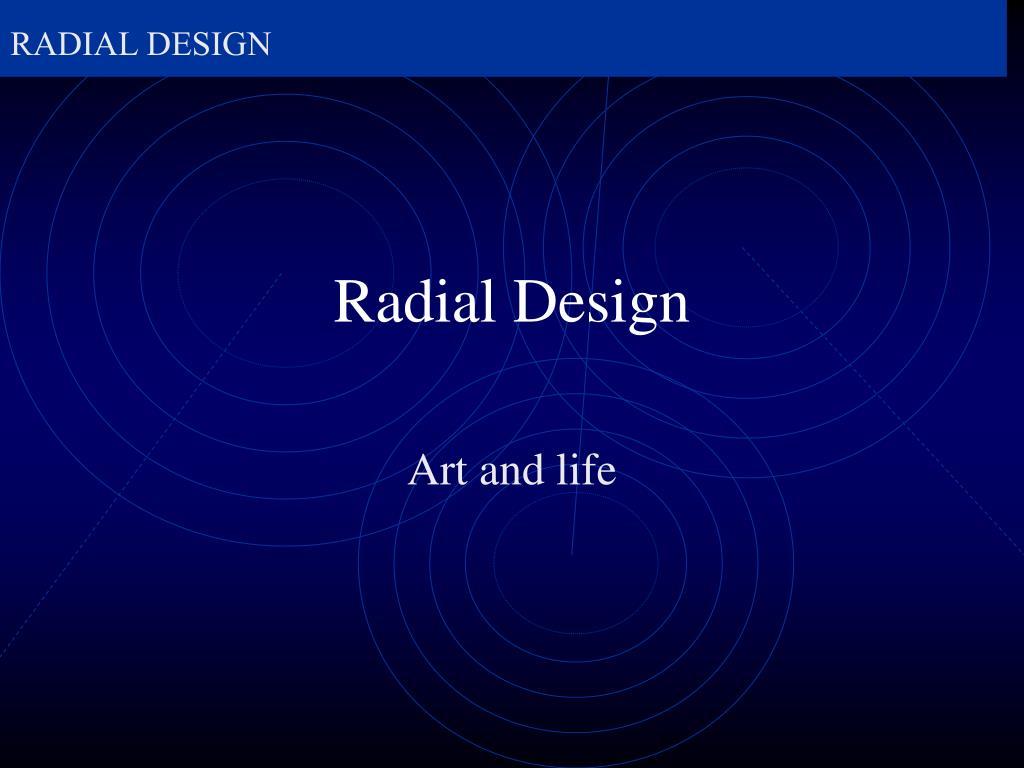 radial design l.