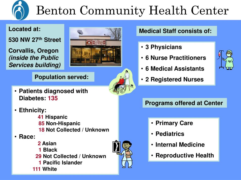 benton community health center l.