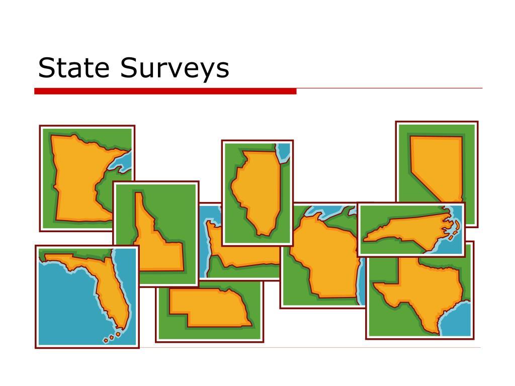 State Surveys