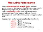 measuring performance3