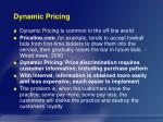 dynamic pricing26