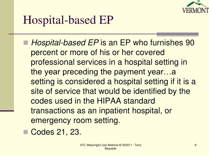 Aria Hospital Emergency Room