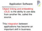 application software65