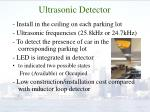 ultrasonic detector1