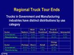 regional truck tour ends10
