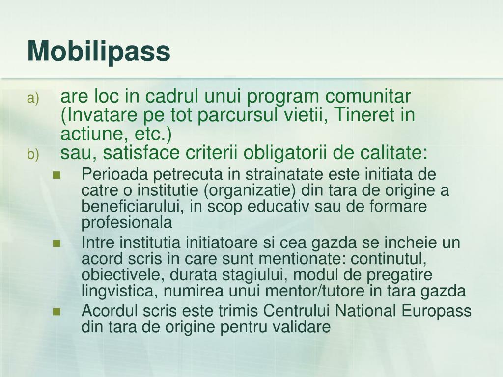 Mobilipass
