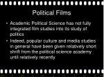 political films