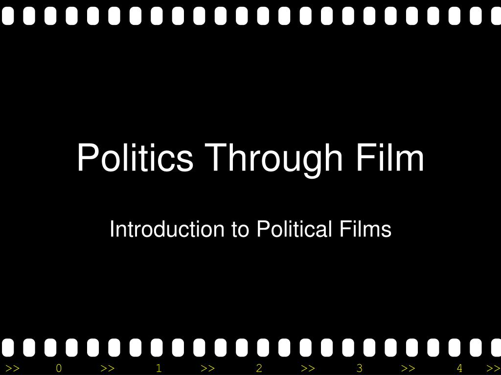 politics through film l.