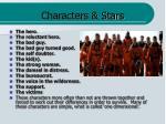 characters stars