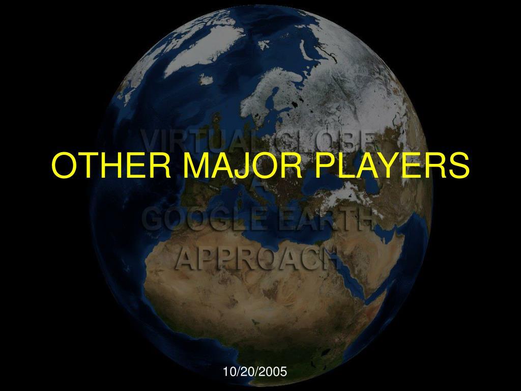 PPT - GOOGLE EARTH PowerPoint Presentation - ID:45504