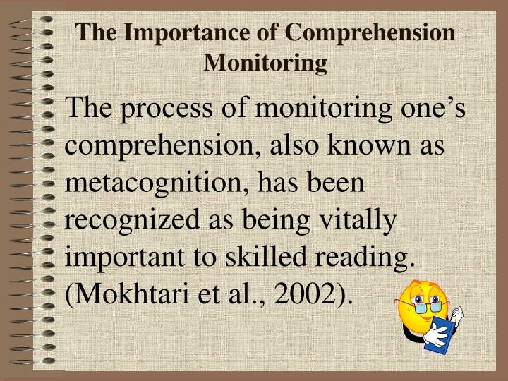 metacognitive awareness of reading strategies and critical reading Reading proficiency, reading strategies, metacognitive awareness and l2 readers meena singhal abstract various other studies in the area of reading strategies have found that younger and less proficient students use fewer strategies and use them less effectively in.