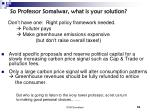 so professor somalwar what is your solution39