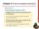 chapter 3 future transport scenarios10