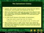 the jamestown colony1