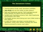 the jamestown colony2