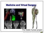 medicine and virtual surgery