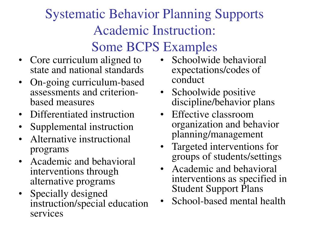 Core curriculum aligned to state and national standards
