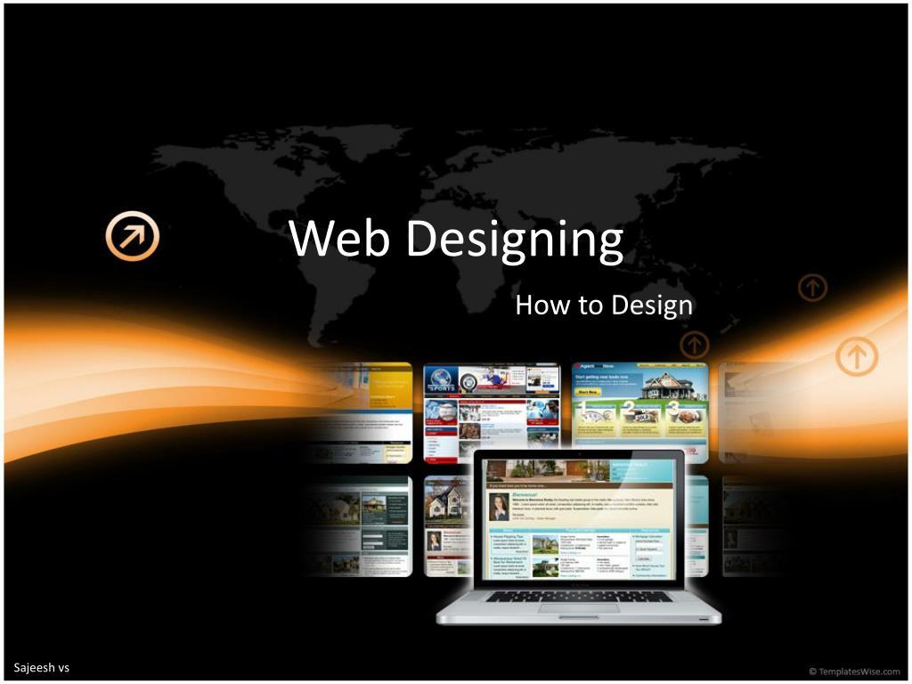 web designing l.