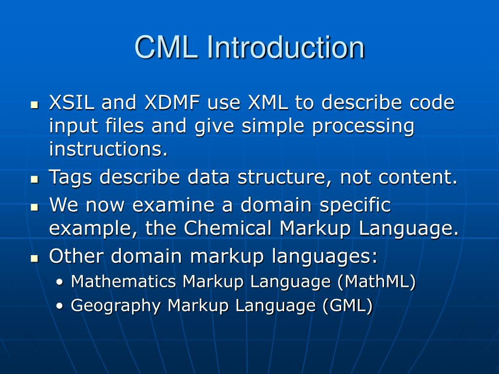 CML Introduction