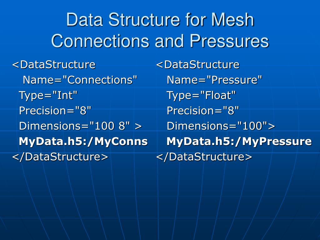 <DataStructure