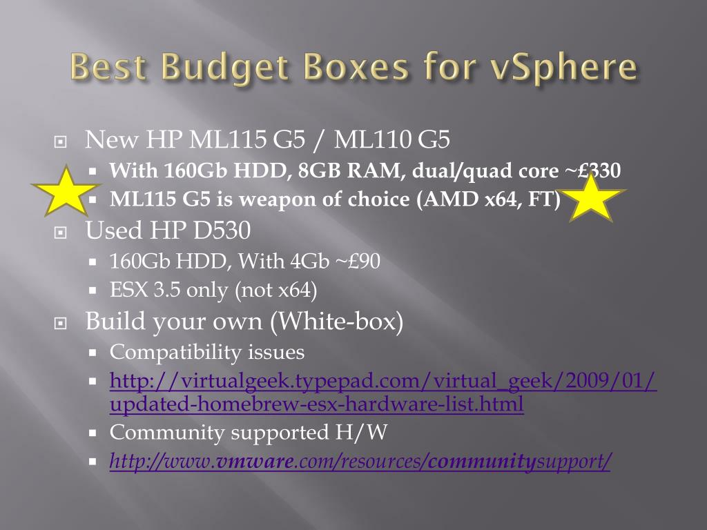 Best Budget Boxes for