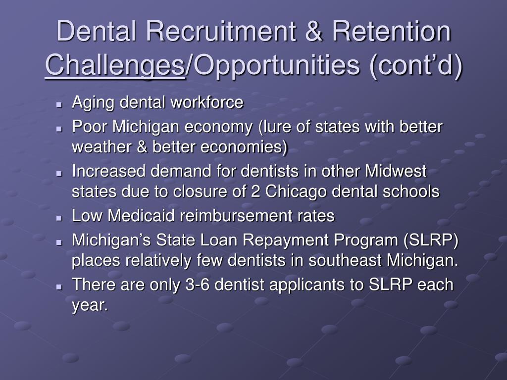Dental Recruitment & Retention