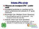 indiana jmg study