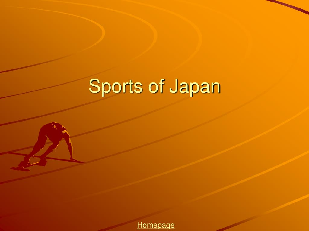 sports of japan l.