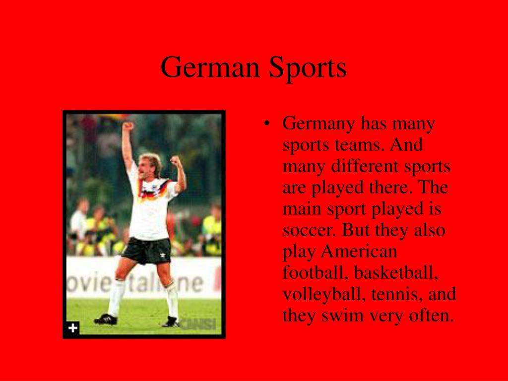 german sports l.