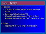 europe germany