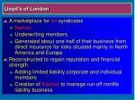 lloyd s of london