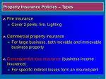 property insurance policies types10
