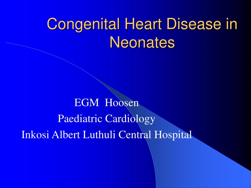 congenital heart disease in children - HD 1024×768