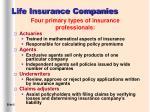 life insurance companies6