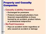 property and casualty companies18