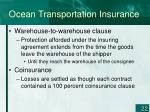 ocean transportation insurance22