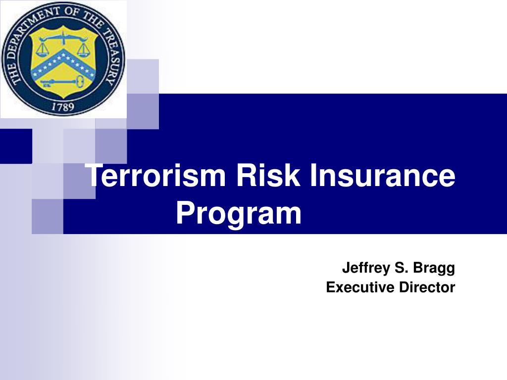 terrorism risk insurance program l.