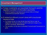 investment management13