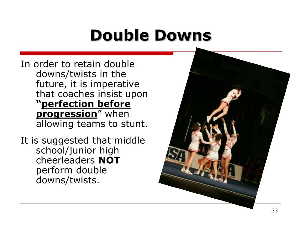 Double Downs