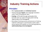industry training actions23