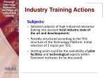 industry training actions24