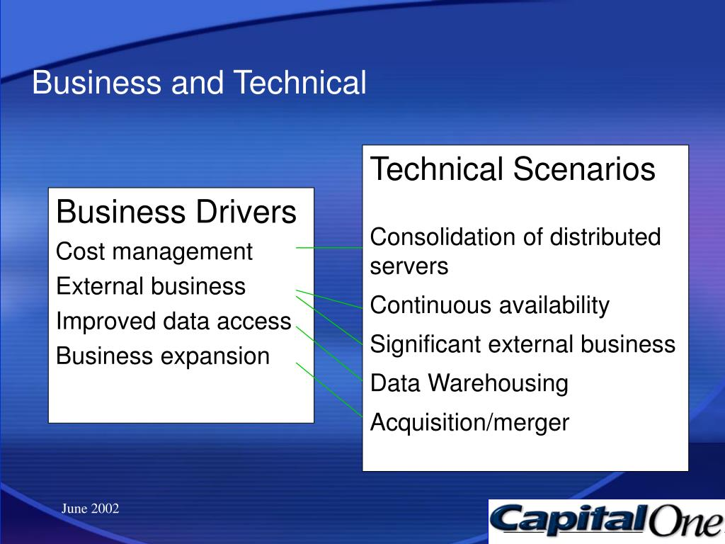 Business and Technical