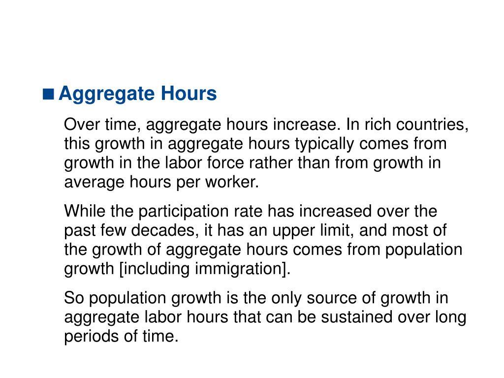 10.2 SOURCES OF ECONOMIC GROWTH