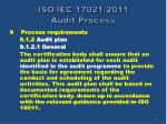 iso iec 17021 2011 audit process12